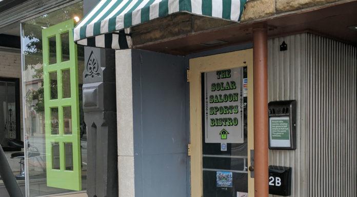 Solar Saloon Gay Bar Delaware, Ohio