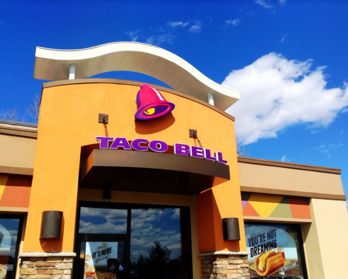 Taco Bell in Delaware, Ohio
