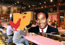 Hot Chicken Takeover's New Delaware, Ohio Location Will Be Owned By O.J. Simpson