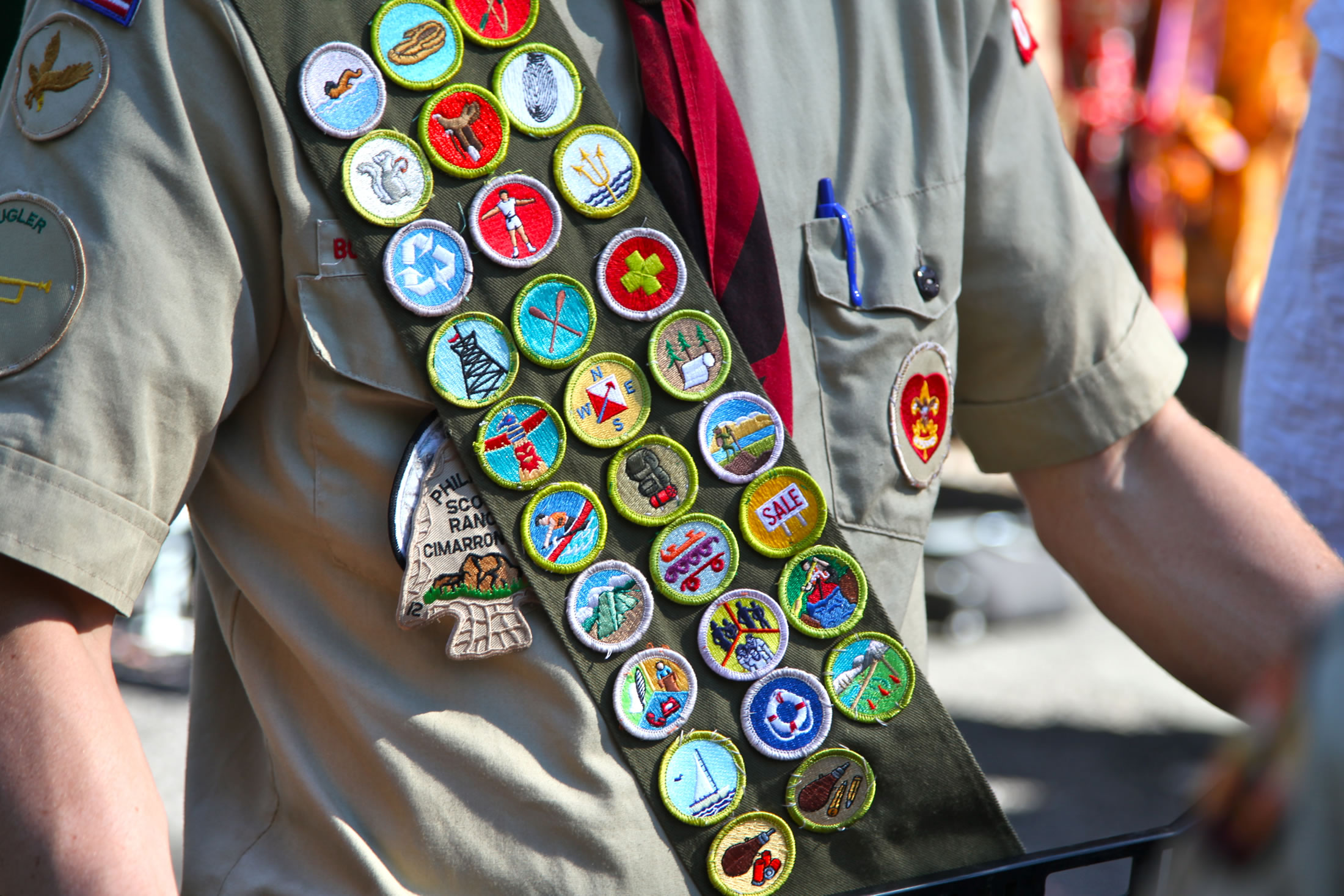 How to Put a Condom on Your Scoutmaster' Document