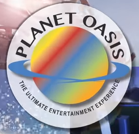 Planet Oasis Logo Delaware, Ohio