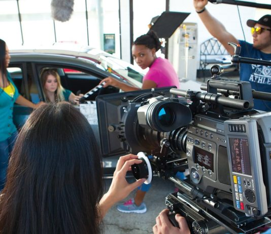 A&E Filming in Delaware, Ohio