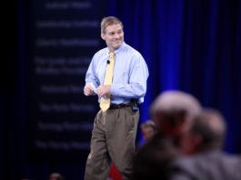 Congressman Jim Jordan, Republican, Ohio