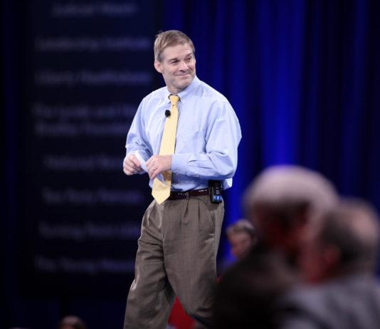 Congressman Jim Jordan, Republican, Ohio