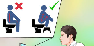 Elegant ways to shit in public