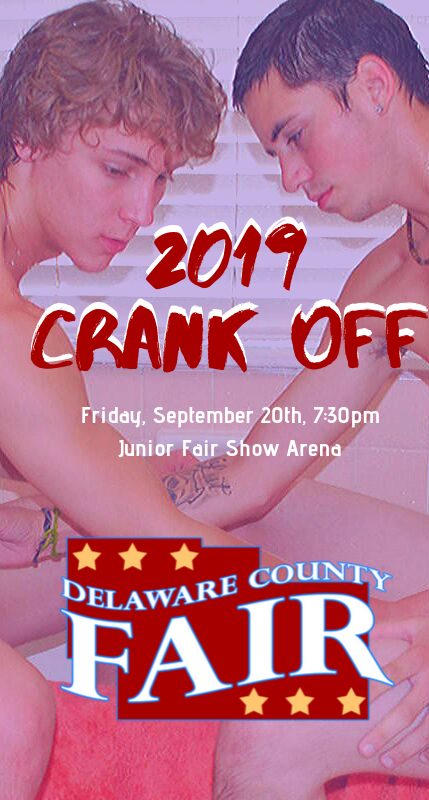 Delaware County Fair Crank Off