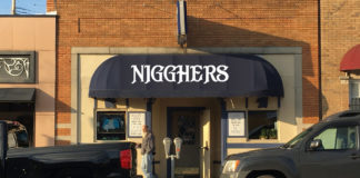 Nigghers Bar Short North Columbus, Ohio