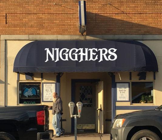 Nigghers Bar Short North Columbus, Ohio