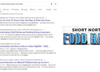 Short North Food Hall's Racist Dress Code Came from a Google Search