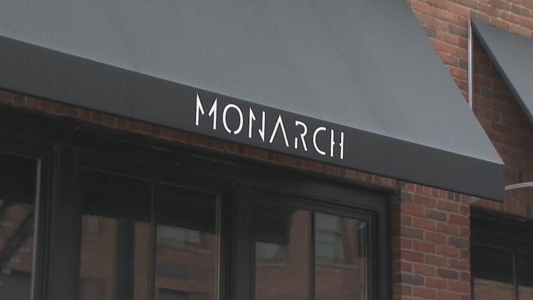 Monarch Lounge Short North Columbus, Ohio