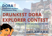 Delaware Ohio Drunkest Dora Explorer Competition