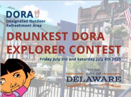 Delaware Ohio Drunkest Dora Explorer Competition