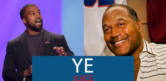 Kanye West OJ Simpson 2020