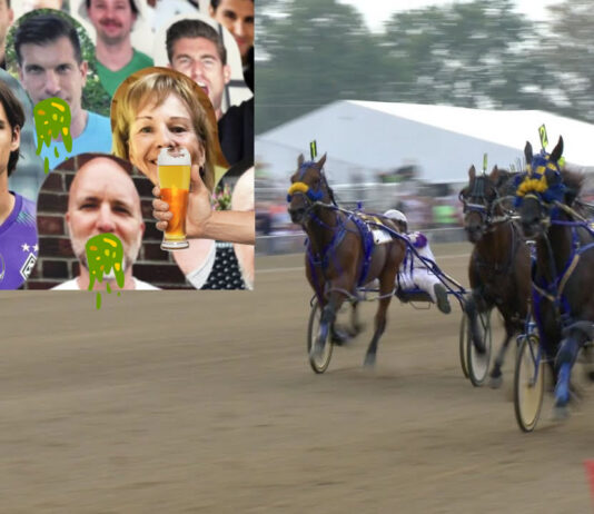 Little Brown Jug Virtual Fans 2020