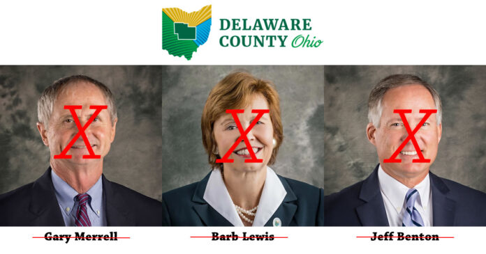 Delaware County Commissioners Cancel Themselves - Cancel Culture in Delaware, Ohio