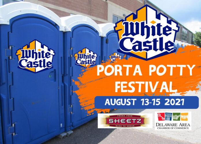 White Castle Porta Potty Festival Coming This Summer - Delaware County Fairgrounds - Delaware, Ohio